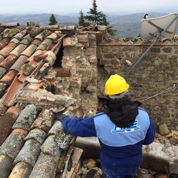 demolizioni urbanizzazioni Messa in sicurezza