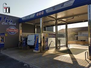 Distributore carburanti con Autolavaggio - Passo Sant'Angelo (MC)